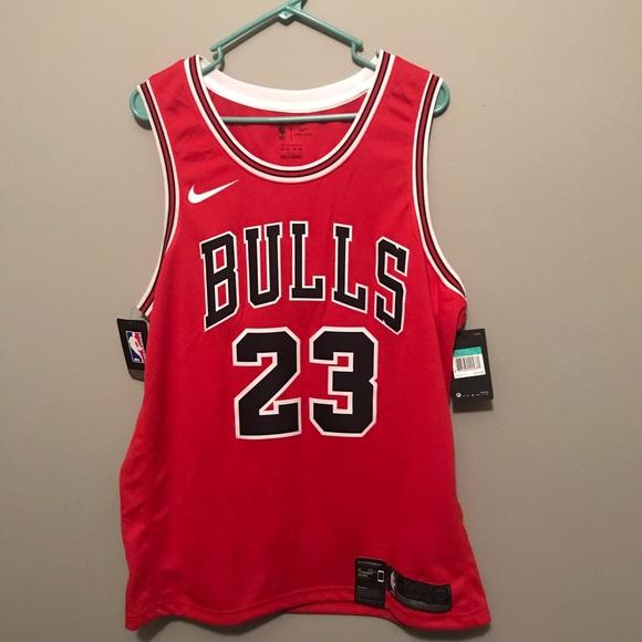 sale retailer eb957 26b23 Nike Michael Jordan Icon Swingman Jersey - XL 52 NWT
